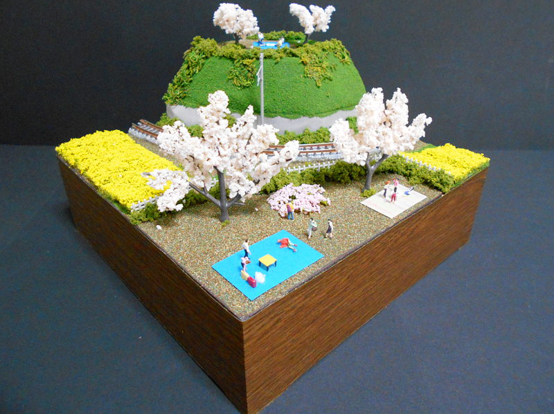 単モジ・コーナー桜2-1604