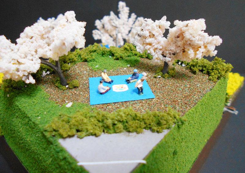 単モジ・コーナー桜2-1611