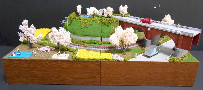 単モジ・コーナー桜2-1613