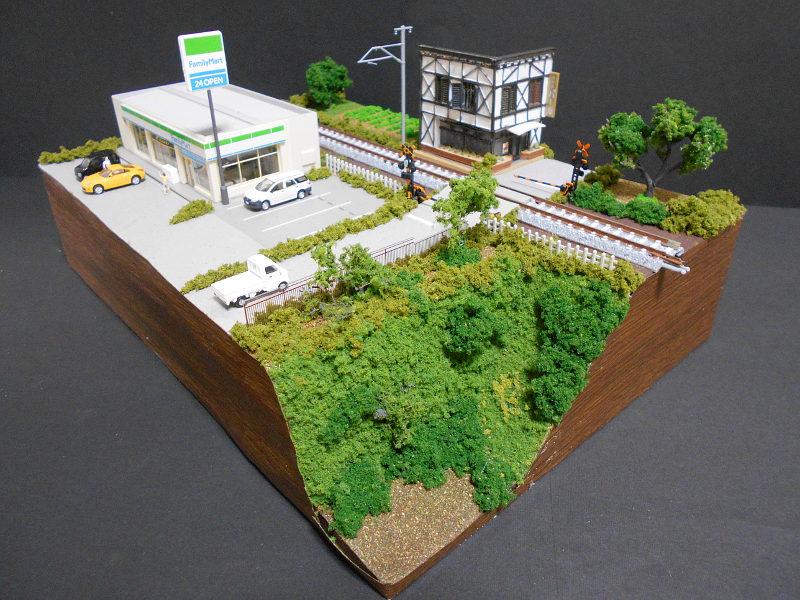 単モジ・コンビニのある風景-2010