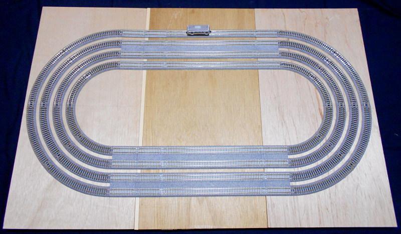 複々線レイアウトその1・ベース編-1104