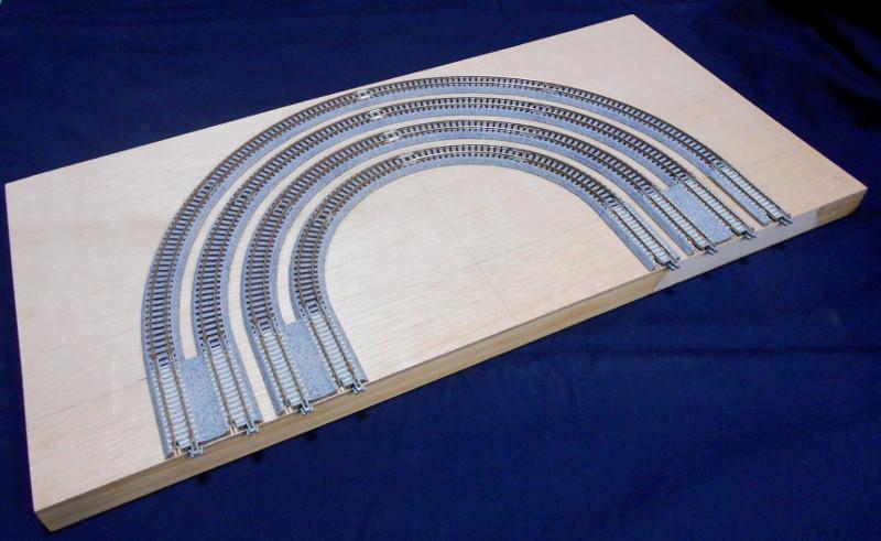 複々線レイアウトその1・ベース編-1106