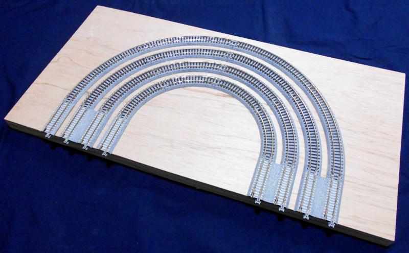 複々線レイアウトその1・ベース編-1107