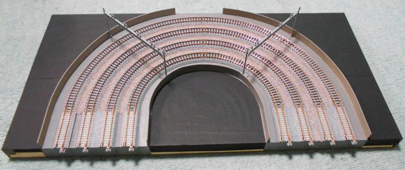 複々線レイアウトその1・ベース編-1113