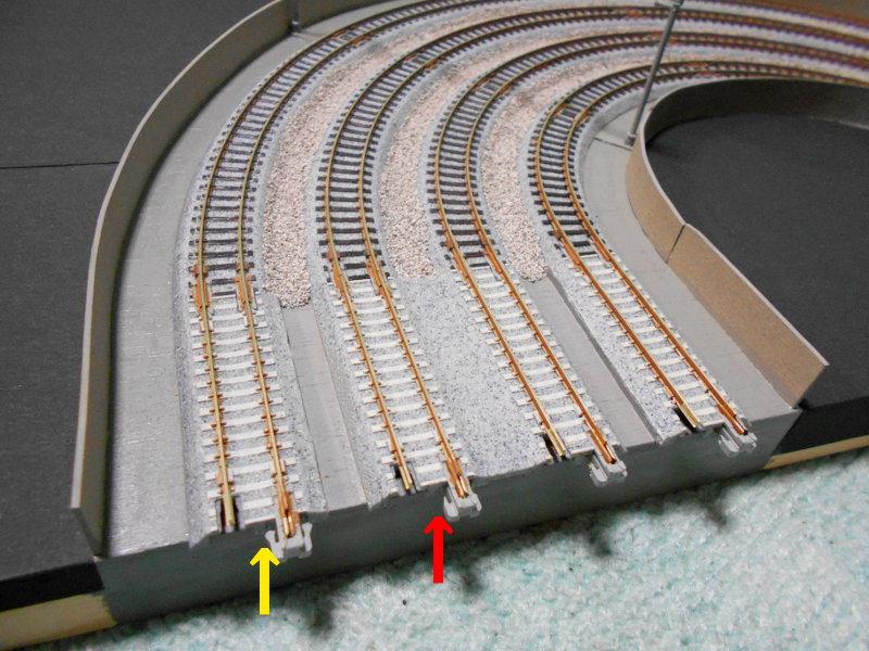 複々線レイアウトその1・ベース編-1114