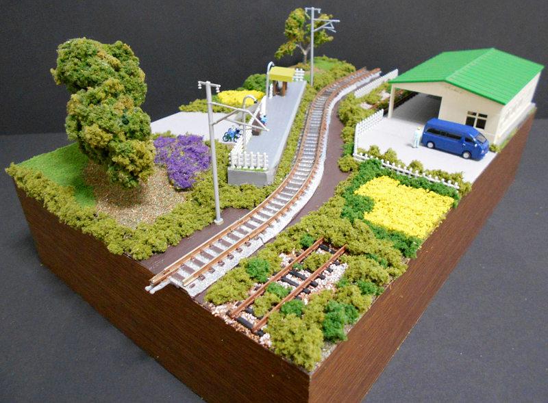 単モジ・S字大糸線の駅-1406