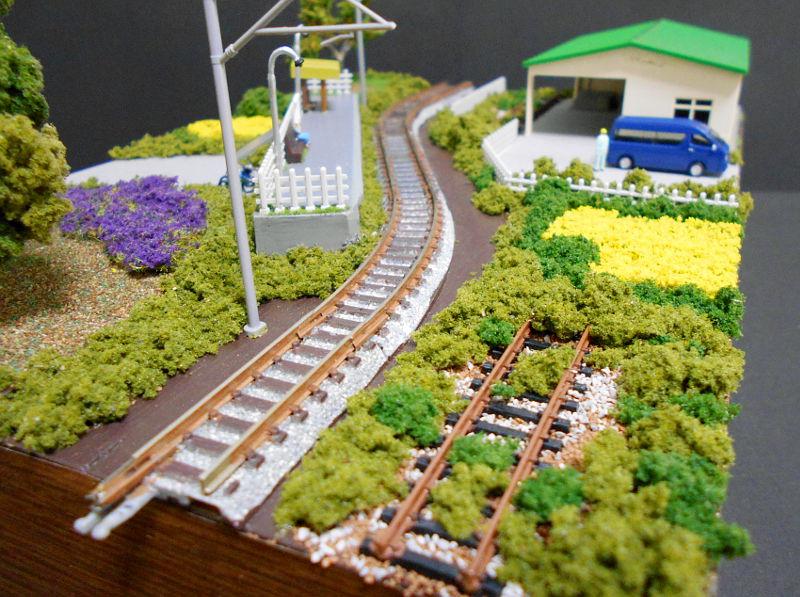 単モジ・S字大糸線の駅-1411
