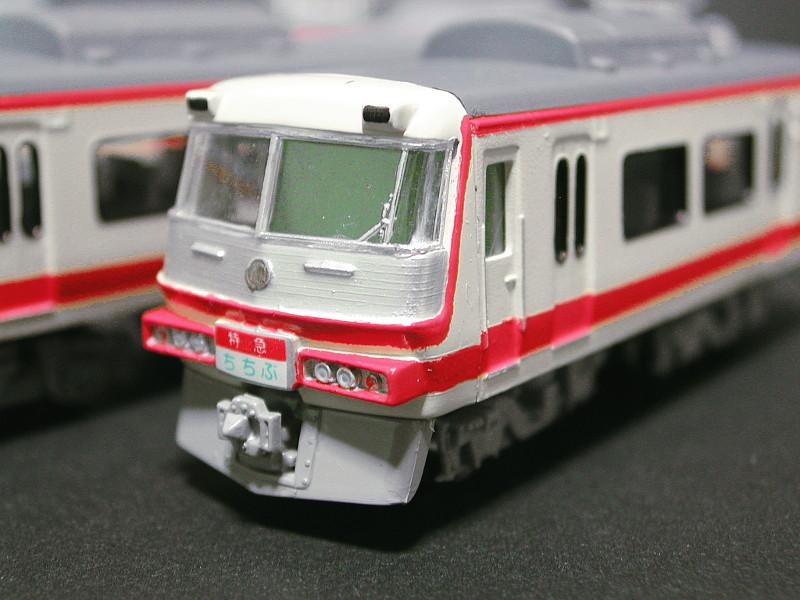 西武レッドアロー5000系制作記-5005