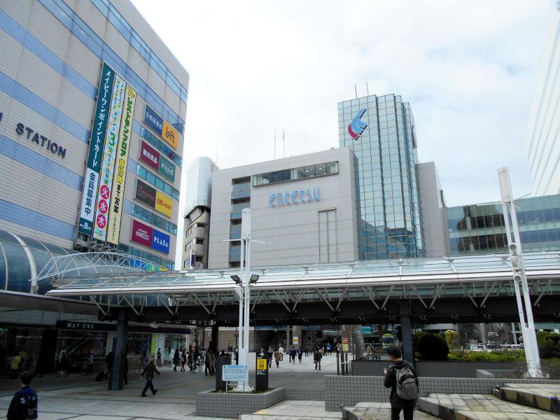 浜松・遠州鉄道2015その1・新浜松駅から西鹿島駅へ-4207