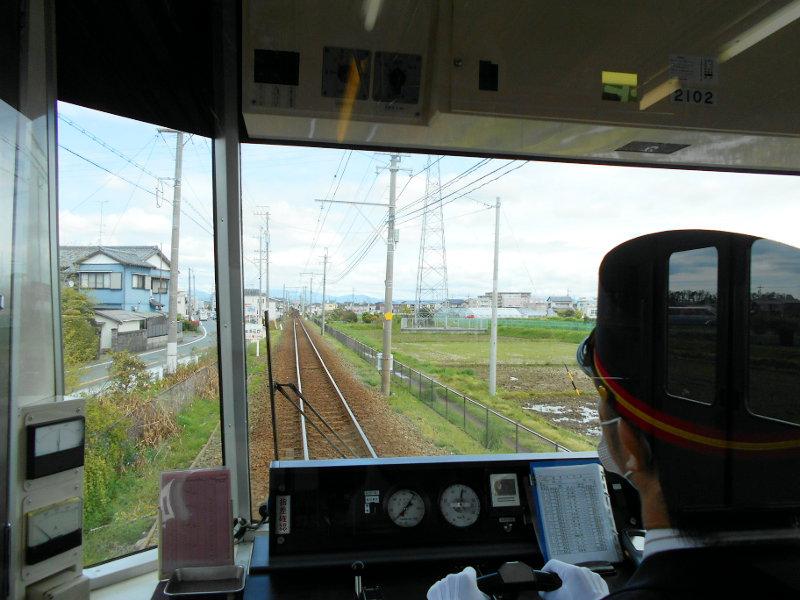 浜松・遠州鉄道2015その1・新浜松駅から西鹿島駅へ-4219