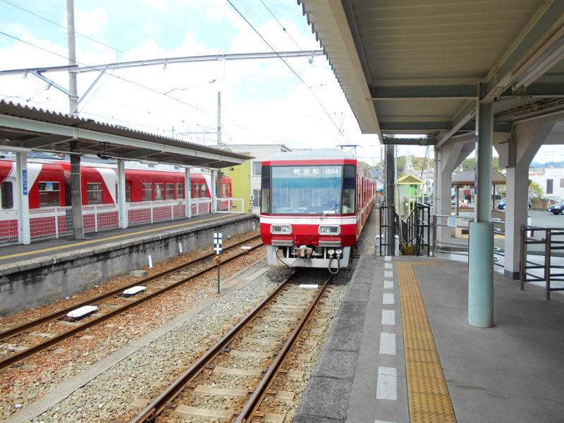浜松・遠州鉄道2015その1・新浜松駅から西鹿島駅へ-4223