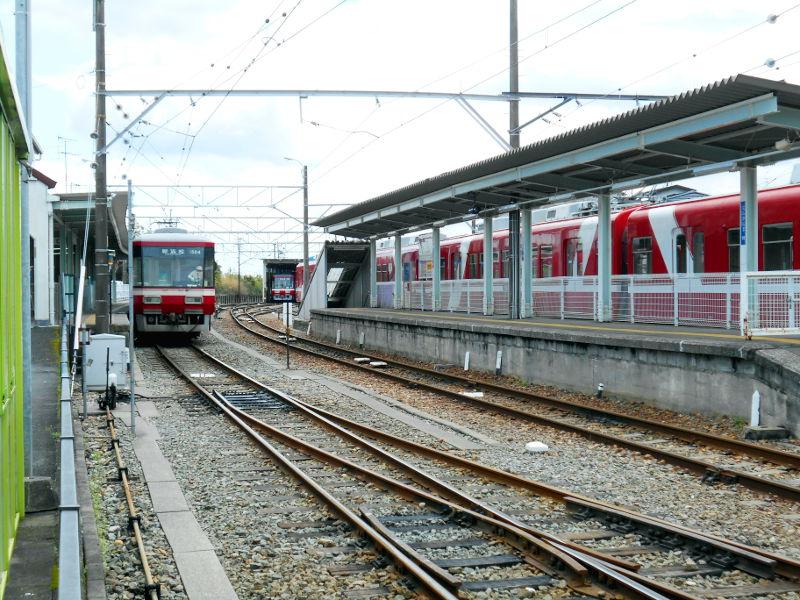 浜松・遠州鉄道2015その3・西鹿島駅から浜松城へ-4403