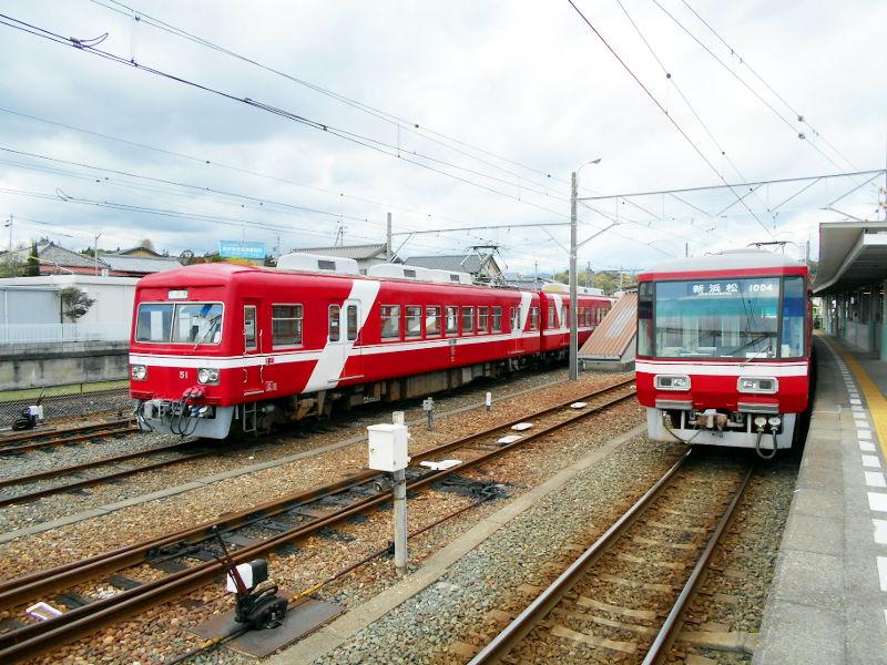 浜松・遠州鉄道2015その3・西鹿島駅から浜松城へ-4411