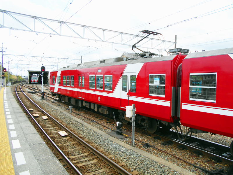 浜松・遠州鉄道2015その3・西鹿島駅から浜松城へ-4416