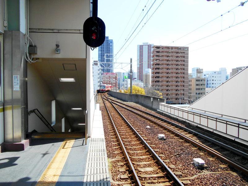 浜松・遠州鉄道2015その3・西鹿島駅から浜松城へ-4418