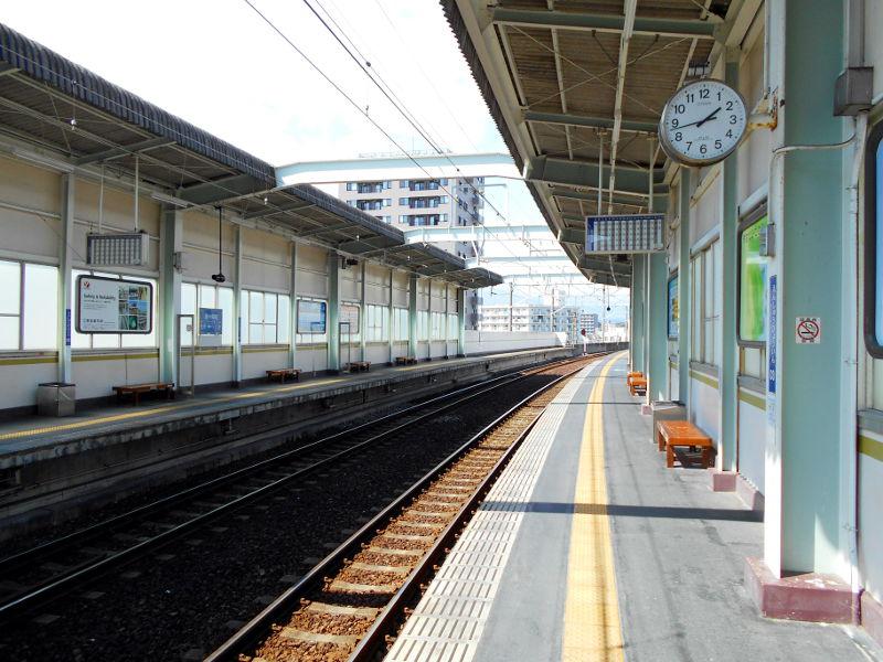 浜松・遠州鉄道2015その3・西鹿島駅から浜松城へ-4419