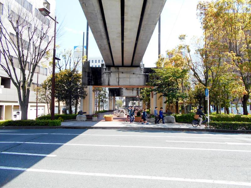 浜松・遠州鉄道2015その3・西鹿島駅から浜松城へ-4423