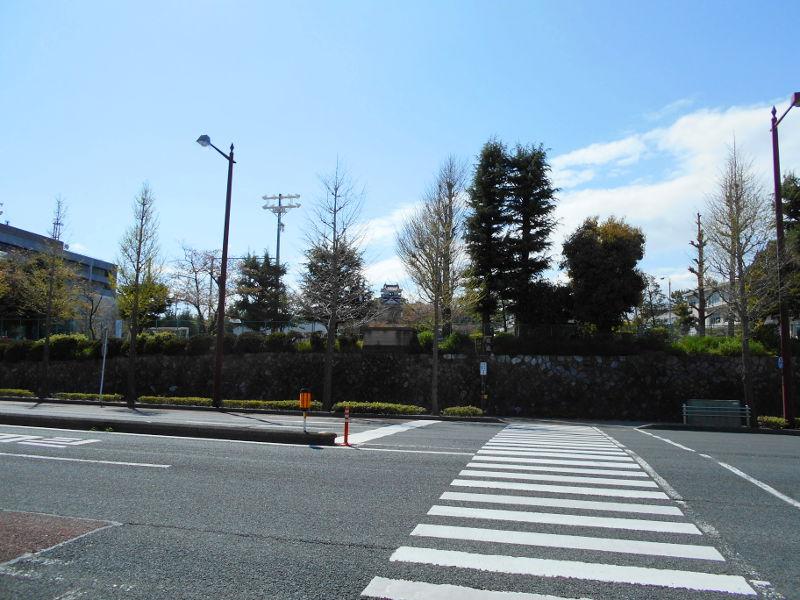 浜松・遠州鉄道2015その4・浜松城-4503
