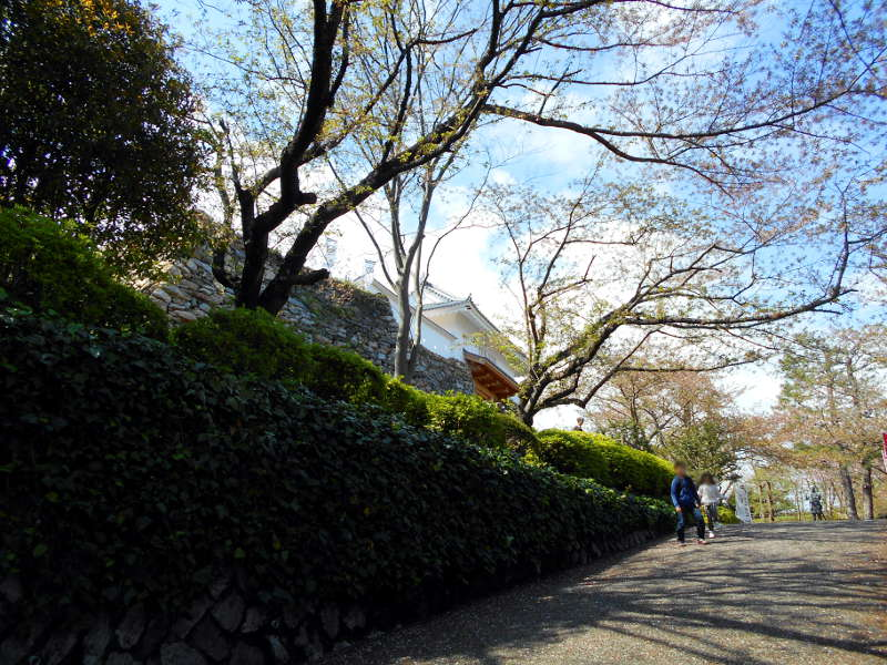 浜松・遠州鉄道2015その4・浜松城-4506