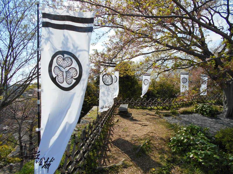 浜松・遠州鉄道2015その4・浜松城-4514