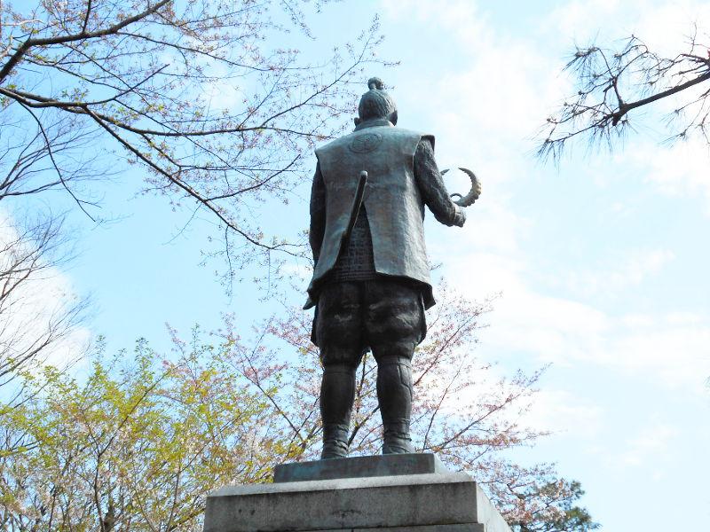 浜松・遠州鉄道2015その4・浜松城-4520