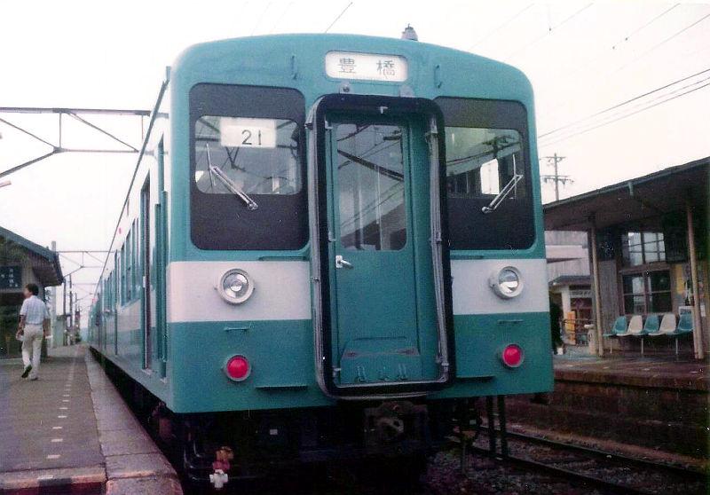 飯田線1983-501