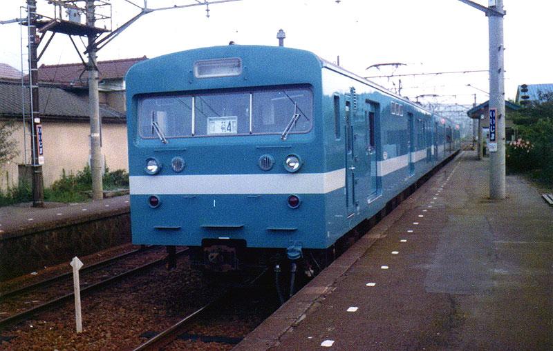 飯田線1983-502