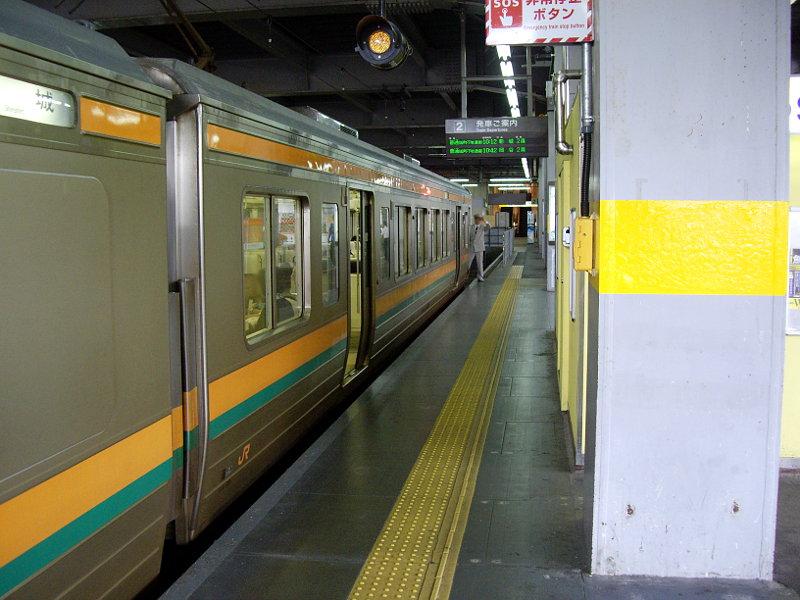 南アルプス縦断・飯田線完全乗車2014その1-302