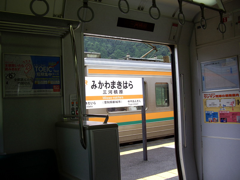 南アルプス縦断・飯田線完全乗車2014その1-306
