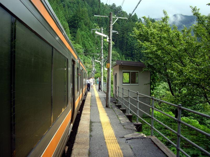 南アルプス縦断・飯田線完全乗車2014その2-405