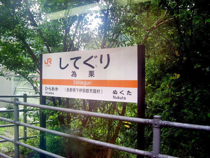 南アルプス縦断・飯田線完全乗車2014その2-407
