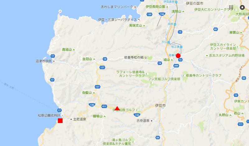 伊豆のフェリー旅2016・修善寺から土肥港へ-7216