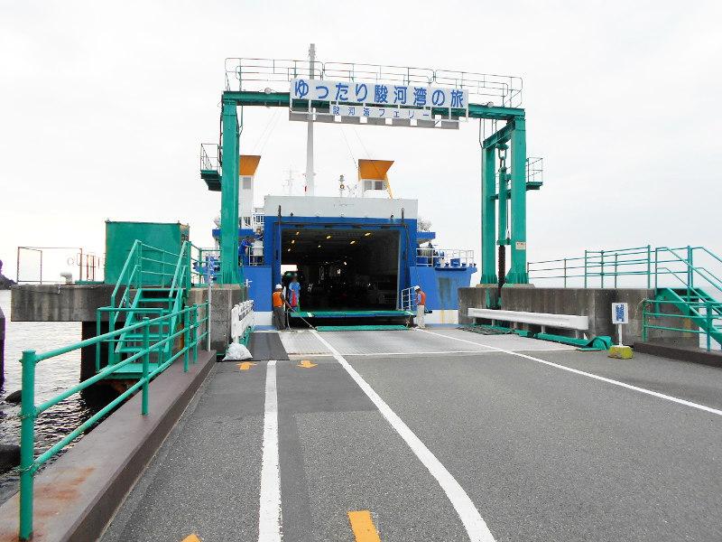 伊豆のフェリー旅2016・駿河湾フェリーと静岡おでん-7301