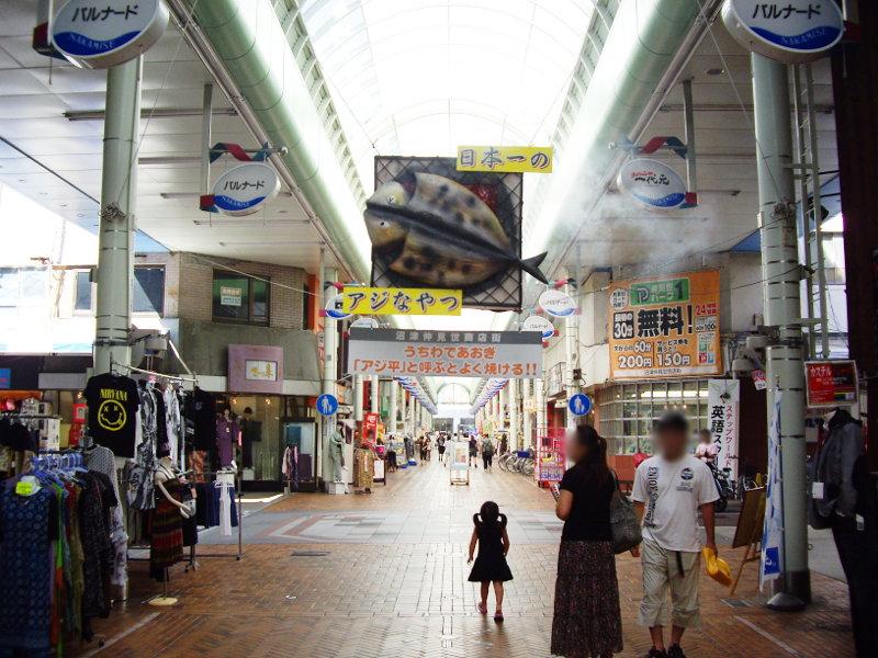 沼津・アーケード名店街2017-6004