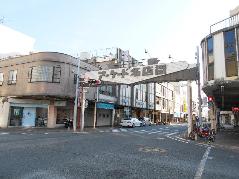 沼津・アーケード名店街2017-6006