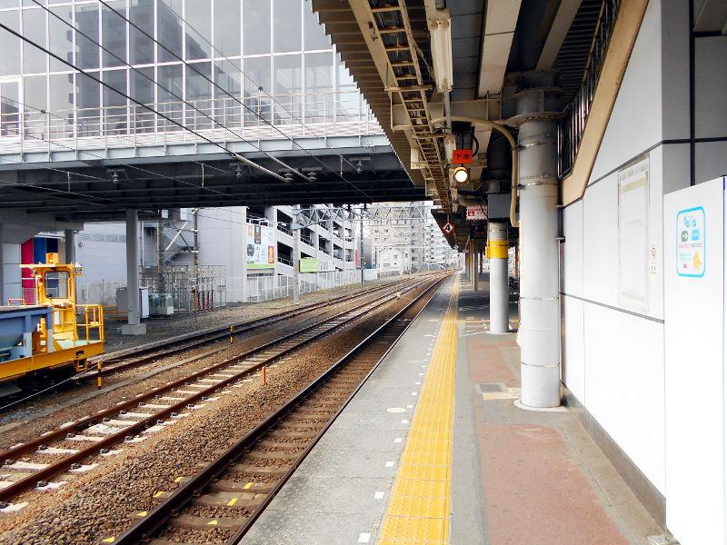 静岡・大井川鐵道のSL・新金谷駅2016-1303