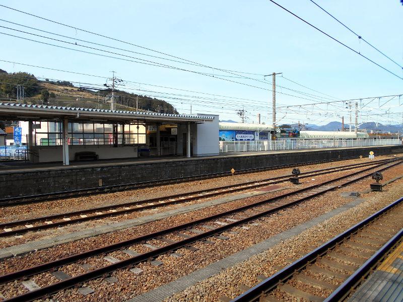 静岡・大井川鐵道のSL・新金谷駅2016-1304