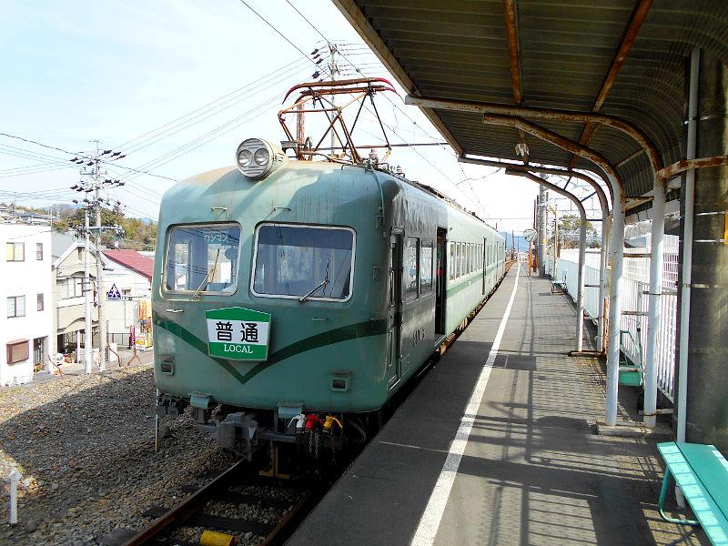 静岡・大井川鐵道のSL・新金谷駅2016-1306