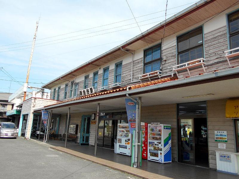 静岡・大井川鐵道のSL・新金谷駅2016-1309