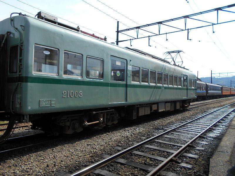 静岡・大井川鐵道のSL・新金谷駅2016-1317