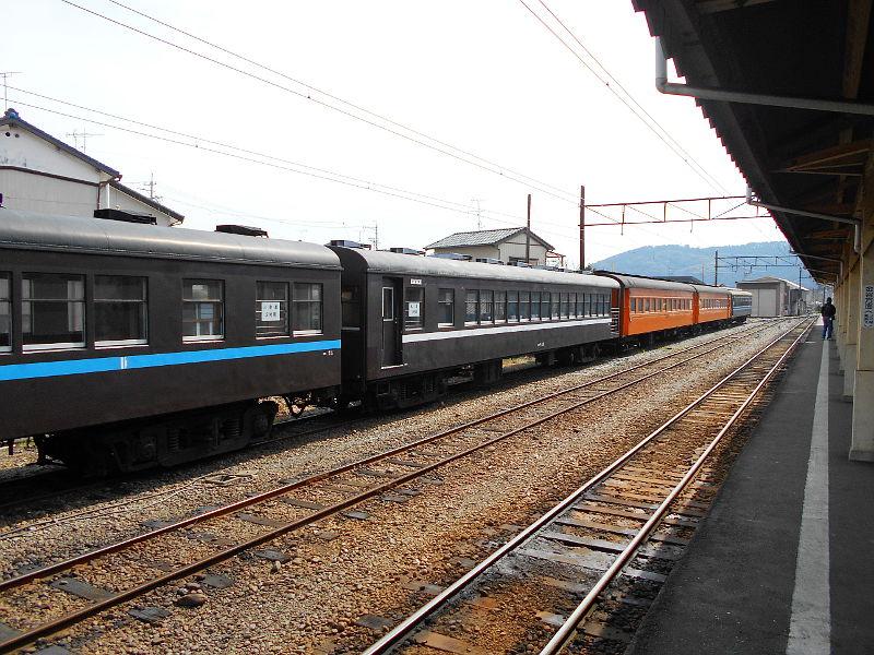 静岡・大井川鐵道のSL・新金谷駅2016-1319