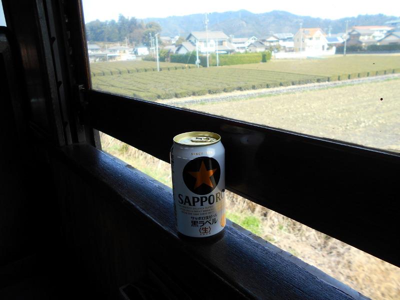 静岡・大井川鐵道のSL・車窓の風景2016-1403
