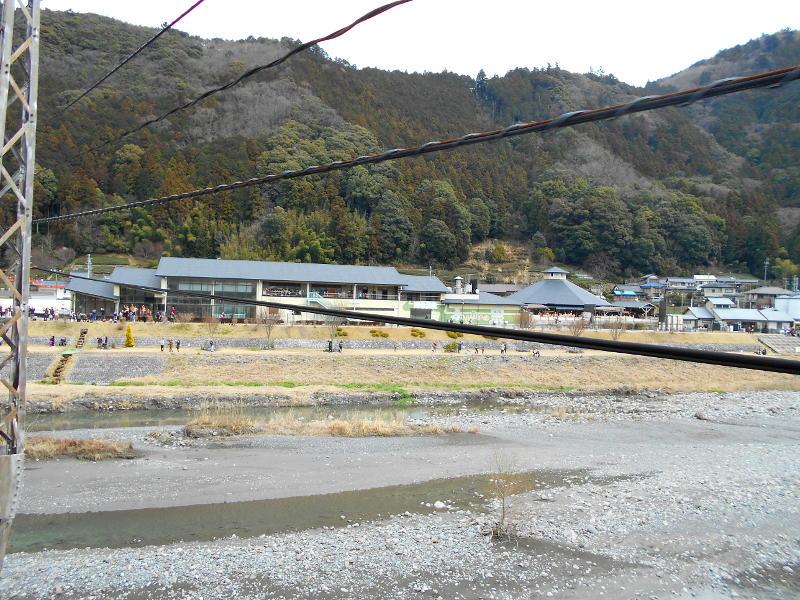 静岡・大井川鐵道のSL・車窓の風景2016-1414