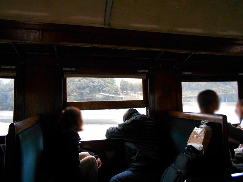 静岡・大井川鐵道のSL・車窓の風景2016-1420