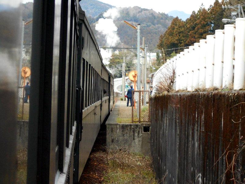 静岡・大井川鐵道のSL・車窓の風景2016-1421