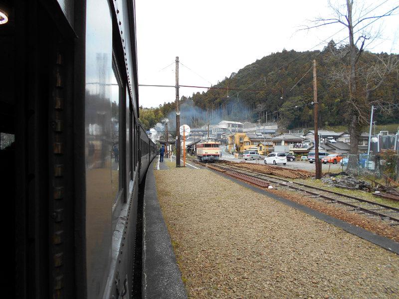 静岡・大井川鐵道のSL・車窓の風景2016-1424