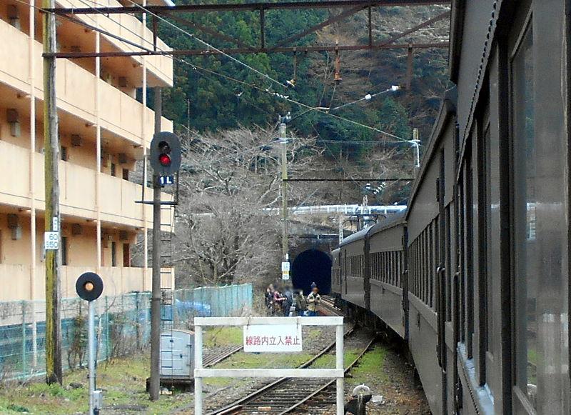 静岡・大井川鐵道のSL・車窓の風景2016-1425