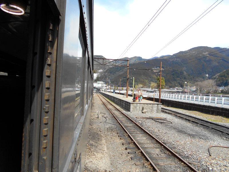 静岡・大井川鐵道のSL・千頭駅2016-1505