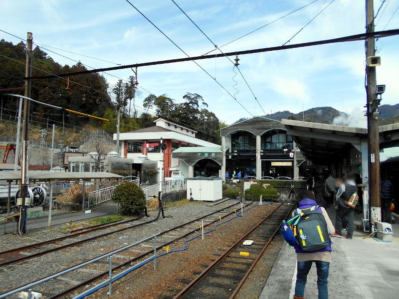 静岡・大井川鐵道のSL・千頭駅2016-1509