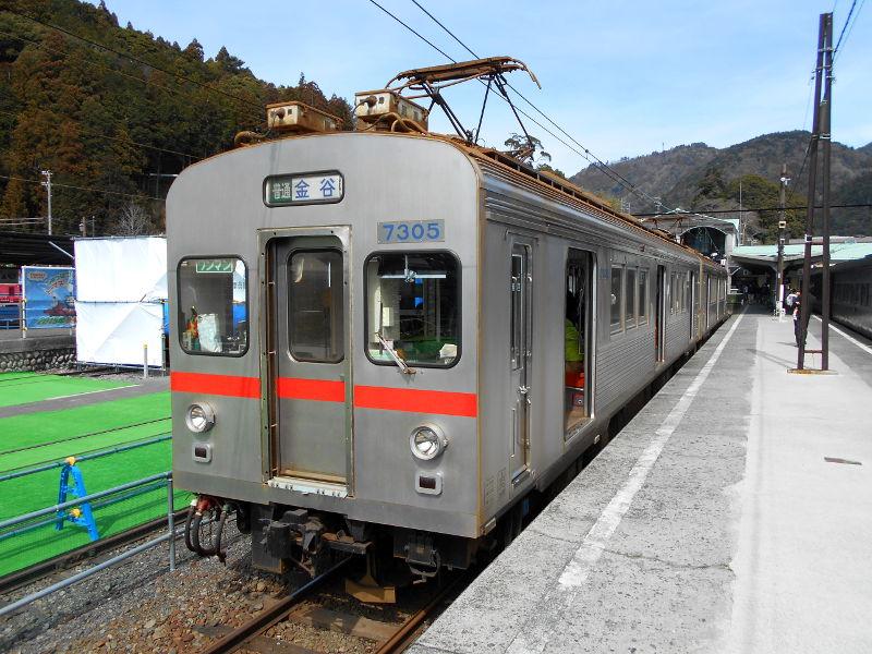 静岡・大井川鐵道のSL・千頭駅2016-1523